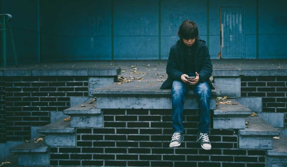 Cellphone addiction is a problem with children.