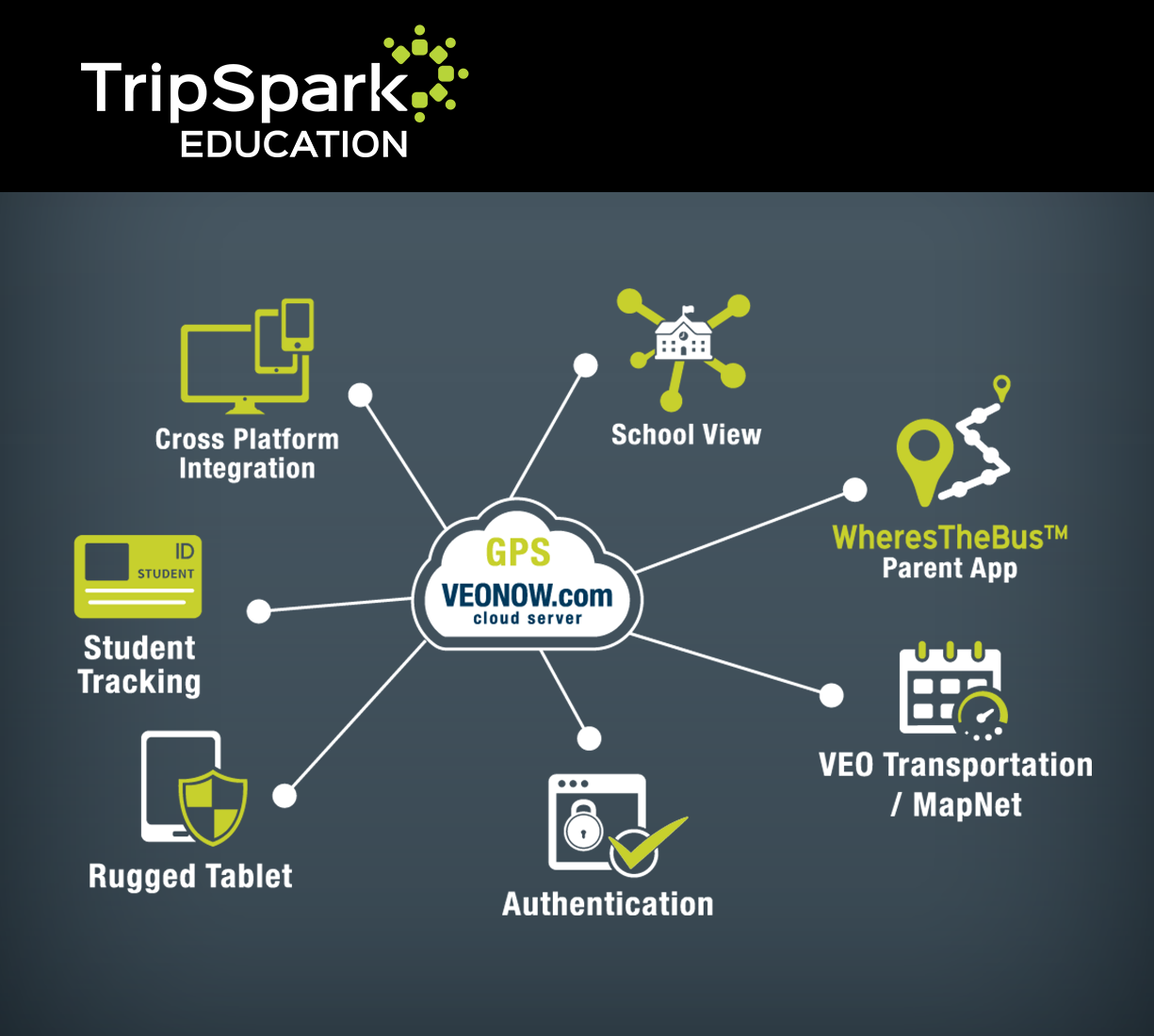 K-12 School Bus Transportation Software